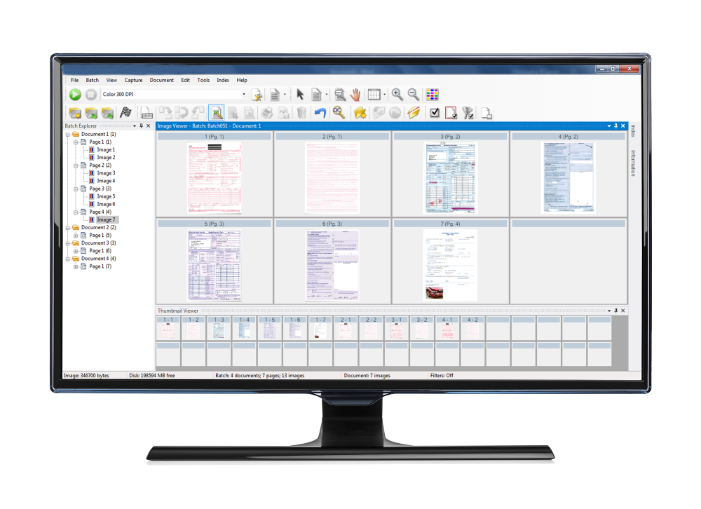 Capture Pro Software support, drivers and manuals - Alaris
